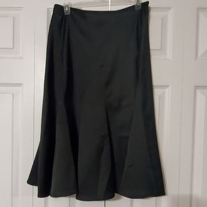 ONYX Nite Satin Skirt. Sz. M.